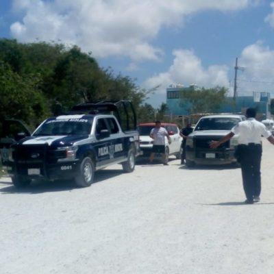 Reportan presunto 'levantón' de una persona en la zona continental de Isla Mujeres