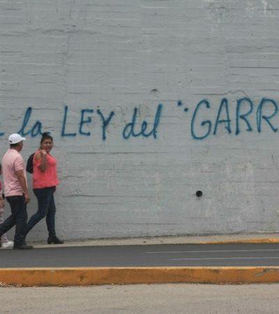 Inicia CEDH consulta pública sobre la llamada 'Ley Garrote', ya en vigor en Tabasco