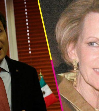 Concede juez suspensión indefinida contra orden de aprehensión a madre de Emilio Lozoya