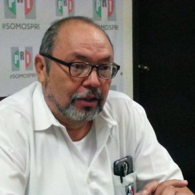 Asegura Manuel Díaz Carvajal que renuncia de Ivonne Ortega al PRI es incongruente