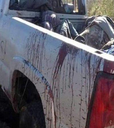 SALDO DE LA 'INVASIÓN' A TEPALCATEPEC: Al menos 9 muertos y 11 heridos por enfrentamiento entre CJNG y autodefensas