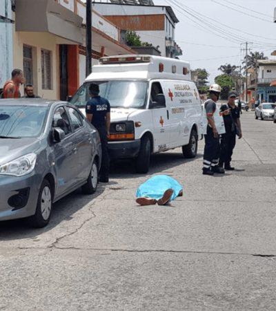 Señalan broncoaspiración como la causa de muerte de migrante cubano en Tapachula