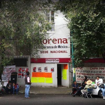 Multan a Morena con casi un millón de pesos por negarse a responder solicitudes de transparencia