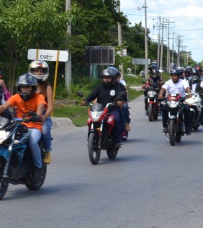 Cozumeleños se ponen al corriente en la documentación de sus vehículos, tras llamado de autoridades