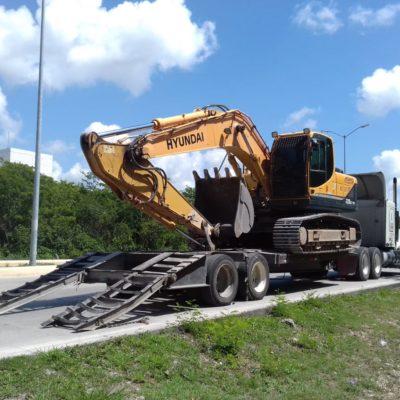 Comienza repavimentación del Arco Vial en Playa del Carmen; trabajos tomarán 4 meses