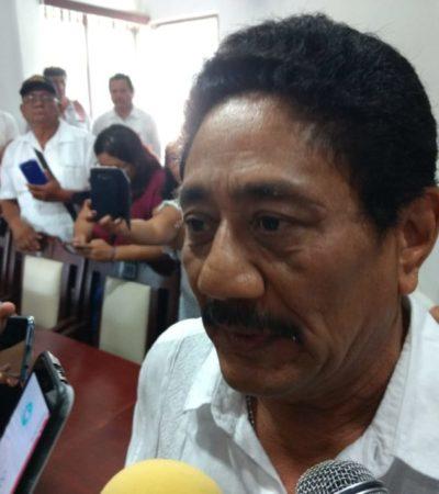 Otoniel Segovia espera recibir apoyo de diputados morenistas que integrarán la XVI Legislatura, ante solicitud de juicio político en su contra
