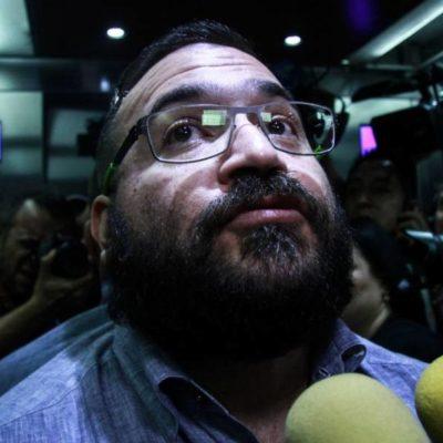 Desmiente Javier Duarte que haya ofrecido pruebas contra Peña; dinero fue al PRI, precisa