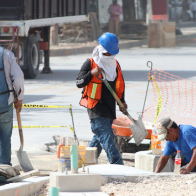 Violencia e inseguridad en la zona de 'El Crucero' ahuyentan a trabajadores, aseguran responsables de la obra