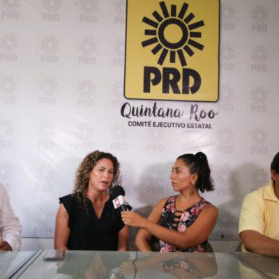 Diputados electos del PRD esperan madurez y cordialidad por parte de los integrantes de la XVI Legislatura