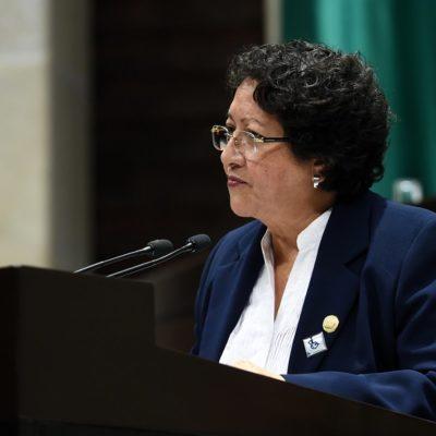 Denuncia la ex diputada federal Patricia Sánchez sobornos y compra de conciencia para favorecer al grupo de Eduardo Martínez Arcila en las elecciones locales