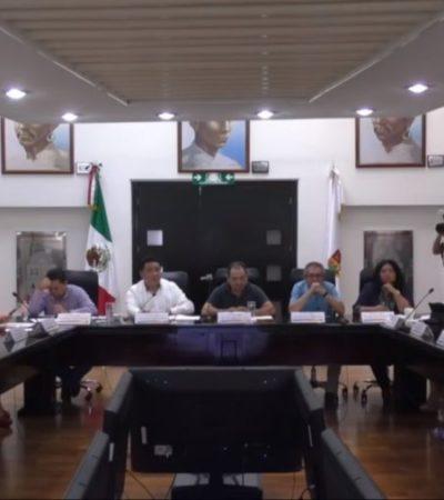 Diputados posponen la creación del Secretariado Ejecutivo del Sistema Estatal de Seguridad Pública en el estado