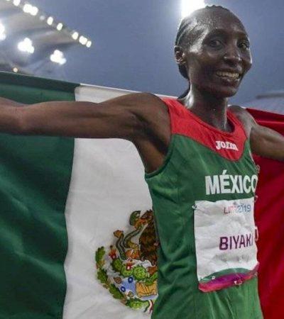 PLATA EN ATLETISMO: Risper Biyaki, la keniana que le dio una medalla a México en Lima 2019