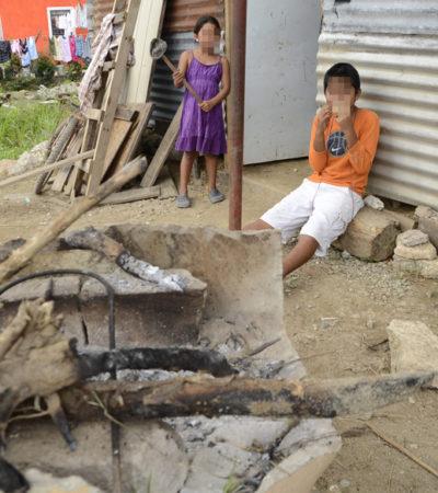 Ubican a Tabasco y Campeche entre los 10 estados con mayor proporción de personas en pobreza
