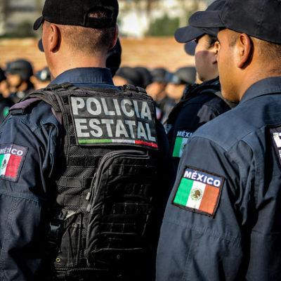 Hay déficit de policías en el país; solo CDMX, Tabasco y Quintana Roo cumplen el estándar de la ONU