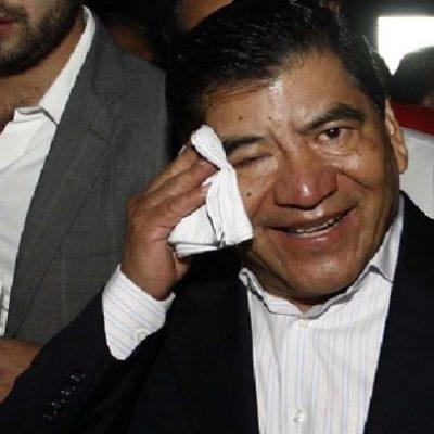 Asiste Mario Marín a 'carnita asada', pese a ser prófugo de la justicia