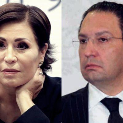 EMBARGAN CUENTAS A ROBLES Y A ZEBADÚA: Dan otro paso en el cerco contra ex secretaria de Peña y uno de los operadores de la 'Estafa Maestra'