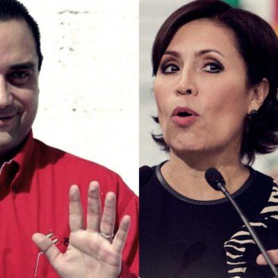Rompeolas: Hacen Borge y Rosario Robles tremenda mancuerna en QR