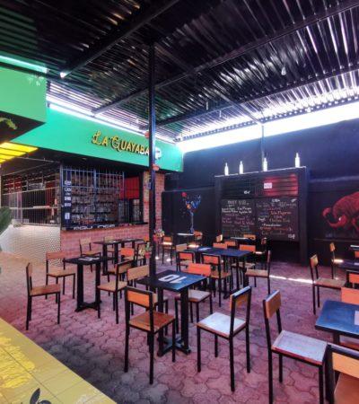 Roban por tercera vez restaurante en Chetumal