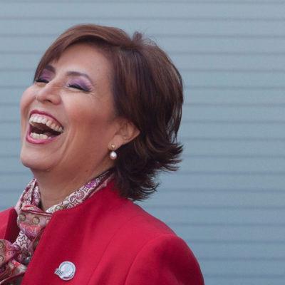 Niegan amparo a Rosario Robles y le devuelven sus 69 mil 500 pesos porque no hay orden de aprehensión en su contra
