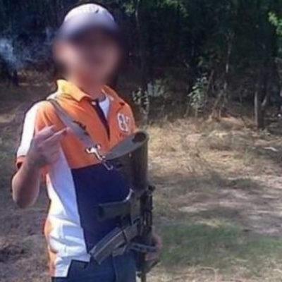 Muere decapitado por disparos niño sicario del Cártel del Noreste en Nuevo Laredo
