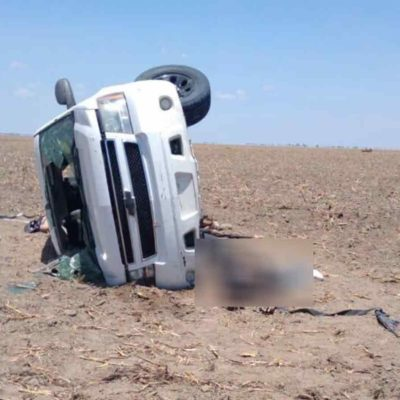 Mueren seis sicarios durante enfrentamiento con elementos policiacos en Tamaulipas