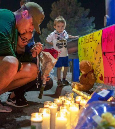 Fallece un mexicano más tras tiroteo en Texas; suman ocho connacionales muertos