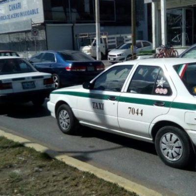 Ante confusión ciudadana, aclara sindicato de taxistas de Cancún que operan 8 mil 668 unidades