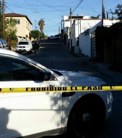 VIOLENCIA EN BAJA CALIFORNIA: Asesinan en Tecate a 8 personas, entre ellas un menor, en menos de 24 horas