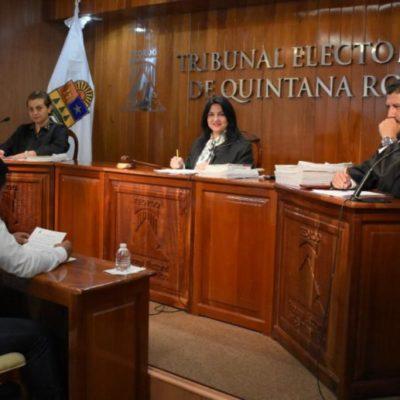 Teqroo declara inexistentes las conductas denunciadas contra Gerardo Fernández Noroña, Carlos Mimenza y la coalición Juntos Haremos Historia por QR