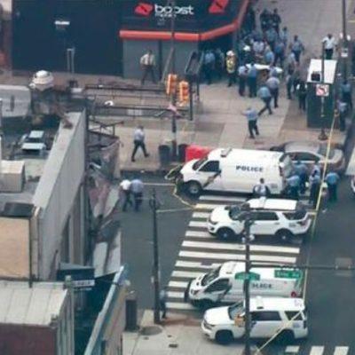 Confirman seis heridos tras tiroteo en Filadelfia