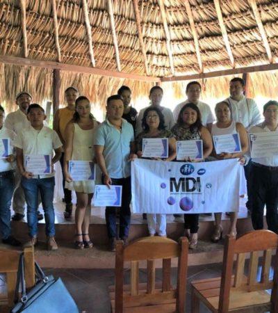 """Inicia la conformación del nuevo partido """"Movimiento Democrático Independiente"""" en Lázaro Cárdenas"""