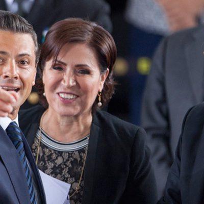 Pide juez a Fiscalía aclarar implicación de Peña y Meade por dichos de la defensa de Rosario Robles
