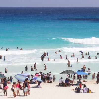 Crece 4.3% el empleo turístico, pese a falta de promoción internacional, inseguridad… y sargazo