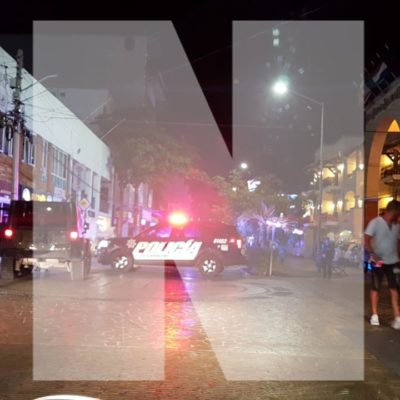 BALAZOS EN LA MADRUGADA POR LA QUINTA AVENIDA DE PLAYA: Saldo de un hombre muerto y otro herido entre calle 10 y 12 de la zona turística