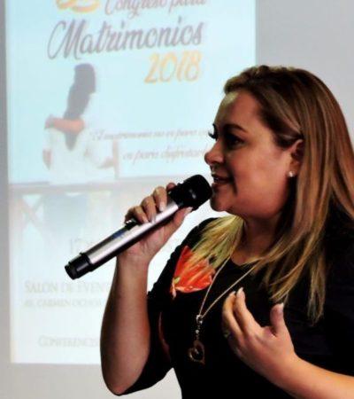"""Anuncian Escuela de la Familia y Congreso de Matrimonios en Chetumal """"para impulsar valores que se han perdido y ocasionan problemas sociales"""""""