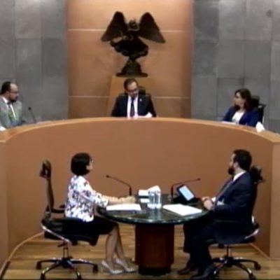 DAN UNA DIPUTACIÓN MÁS A MORENA: Por unanimidad, TEPJF retira curul a Manuel Díaz Carbajal, del PRI, y le otorgan plurinominal en disputa a Edgar Gasca