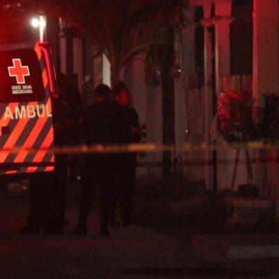ALARMA EN LA REGIÓN 103: 'Levantan' a una persona en Cancún y dan balazo a un familiar que trató de impedirlo
