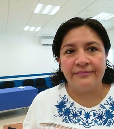 Pide regidora homologar protocolos que permitan a cuerpos policíacos respetar los derechos humanos de ciudadanos en Playa del Carmen