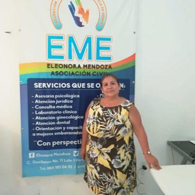 La asociación EME brinda apoyo a personas para prevenir la violencia de género e intrafamiliar en Playa del Carmen