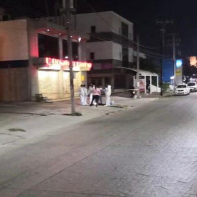 INSEGURIDAD MORTAL EN LA YAXCHILÁN: Muere un hombre acuchillado cuando caminaba con su esposa; detienen a uno