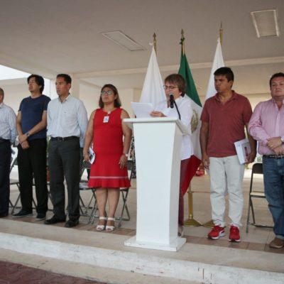 SE ROMPE LA 'TREGUA' ENTRE ALCALDESA Y GOBERNADOR: Se lanza Laura contra iniciativa que permitiría a Carlos Joaquín tomar el mando policial en los municipios en caso de emergencia