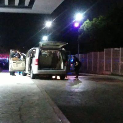SANGRIENTA NOCHE EN CANCÚN: Tres ataques a balazos en distintos puntos de la ciudad dejan saldo de una mujer ejecutada y cuatro lesionados; crimen pasional en la 249