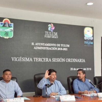 Ayuntamiento crea comisión especial para atender anexión de las comunidades de Yalchén y San Silverio a Tulum