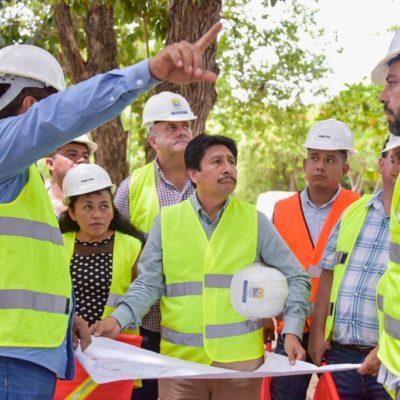 Rehabilitan el Parque Xel-Há de la comunidad de Chemuyil