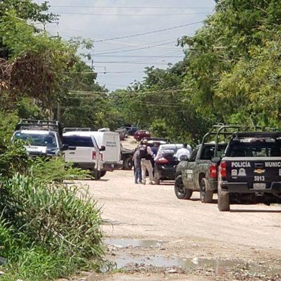 UBICAN CASA DE SEGURIDAD Y RESCATAN A DOS PERSONAS: Encuentran a una persona sin vida tras operativo en la colonia Cuna Maya de la Región 203 en Cancún