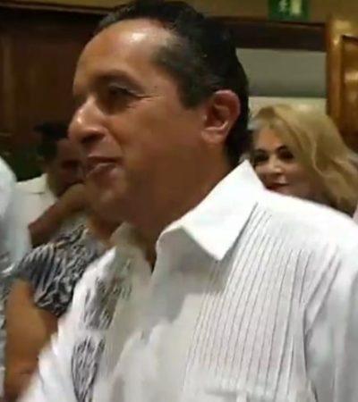Carlos Joaquín sugiere a López Obrador revisar las facultades tributarias estatales y municipales para que la dependencia económica a la Federación disminuya