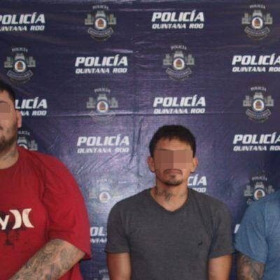 SEGUIMIENTO | Permanecen bajo investigación tres presuntos sicarios detenidos ejecución y secuestro en Cuna Maya de Cancún