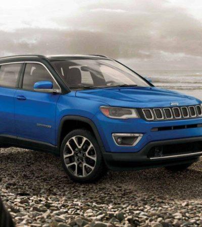 Jeep Compass 2019, potencia compactada en un todocamino