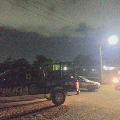 Encuentran cuerpo descuartizado en camino de terracería de la SM 213 de Cancún