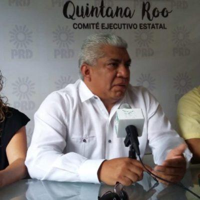 PRD nombra a Pedro Pérez coordinador de la fracción parlamentaria del partido en la XVI Legislatura